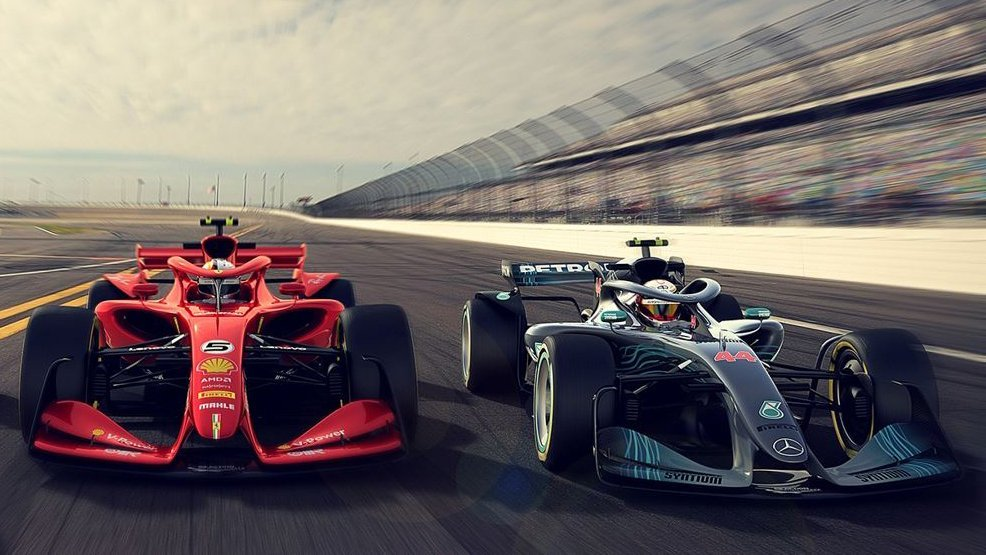 An Enterprise Digital Business Transformation Initiative is Like a Formula One Race Car